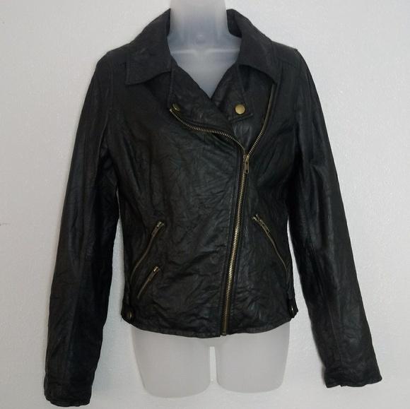 BB Dakota Jackets & Blazers - BB DAKOTA 100% Leather Jacket